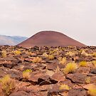 Cinder Cone by Steve Hunter