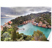 Portofino - The Bay Poster