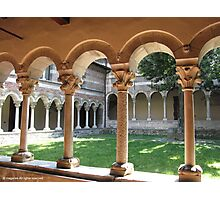 IL convento - by megaries Photographic Print