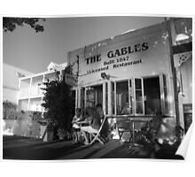 The Gables Poster