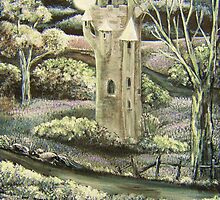 'Rapunzel's Castle' by Susie Hawkins