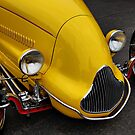 track nose roadster by Bill Dutting