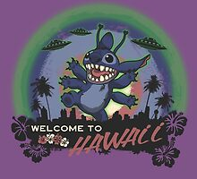 Welcome to Hawaii by Prismic-Designs