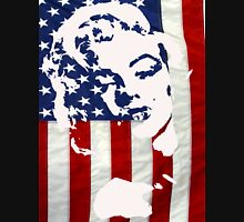 Marilyn USA Unisex T-Shirt