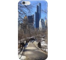 Two Worlds, One City iPhone Case/Skin