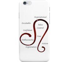 Leo Traits iPhone Case/Skin