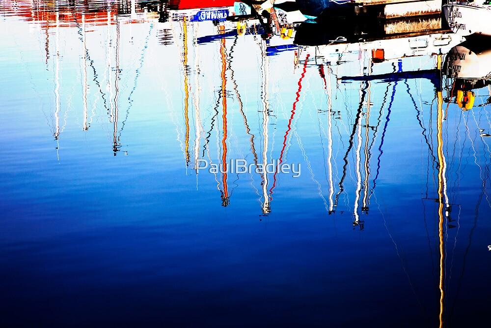 Masts by PaulBradley