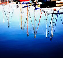 Masts by PaulBradley
