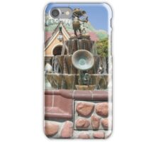 toontown iPhone Case/Skin