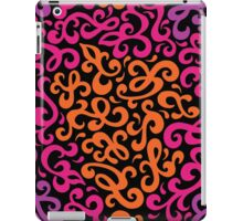 Curlicue Pattern iPad Case/Skin
