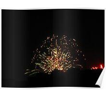 Fireworks in play @ Diwali Night 2k10 Poster