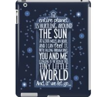 That's Who I am iPad Case/Skin