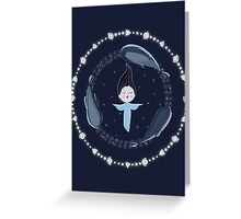 Song of the Sea - Selkie and seals Greeting Card