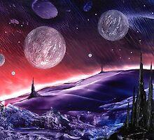 The Light Side of the Moon by Caroline Senior