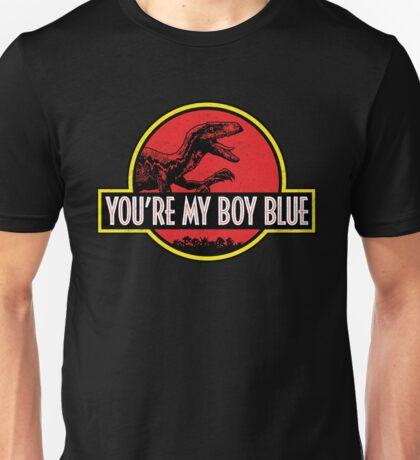 You're My Boy Blue (JP Logo) Unisex T-Shirt
