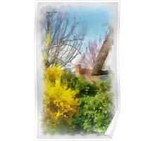 Spring - Edegem Poster