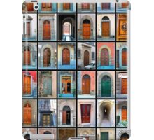 Doors of Florence and Siena iPad Case/Skin