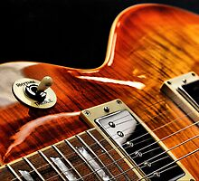 Guitar Icon : '59 Flametop Les Paul / HDR by Nick Bland