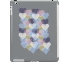 Bokeh Inspired Colorful Hearts iPad Case/Skin