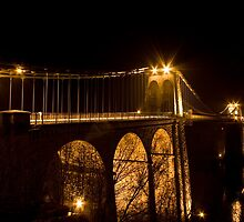 Menai Bridge by Phill Jones