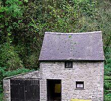 Milldale Barn by Rod Johnson