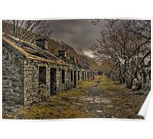 Anglesey Barracks Poster