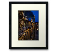 The Louvre - a Royal Palace, a Museum, an Architectural Marvel Framed Print