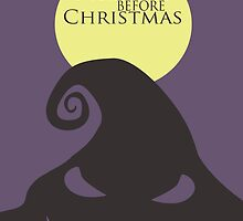 Nightmare Before Christmas by Jason  McNaughton