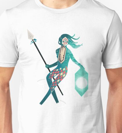 The Sea Guardian Unisex T-Shirt
