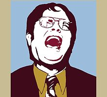 Dwight formatted for Samsung Phones by pickledbeets