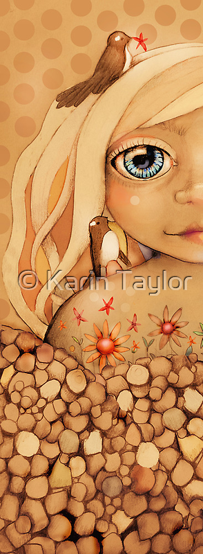 Nature's Child  by © Karin (Cassidy) Taylor