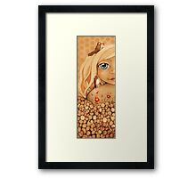 Nature's Child  Framed Print