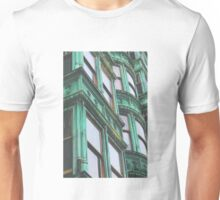 San Francisco Sentinel Building Patina Unisex T-Shirt