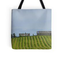 The Ploughed Field Tote Bag