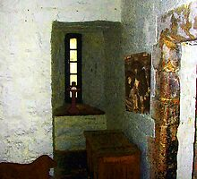 Medieval Monastic Cell by RC deWinter