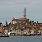 Rovinj, Croatia by middleofaplace