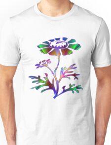 Neon Daisy Unisex T-Shirt