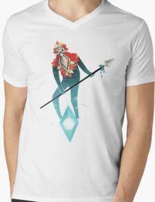 The Sky Guardian Mens V-Neck T-Shirt