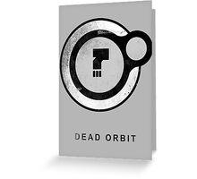 Destiny - Dead Orbit Greeting Card