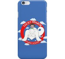 Lucky Dragon Flight School iPhone Case/Skin