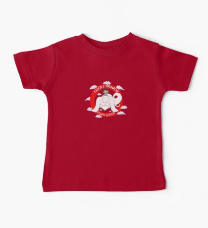 Lucky Dragon Flight School Baby Tee