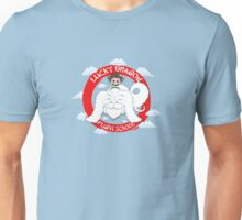 Lucky Dragon Flight School Unisex T-Shirt