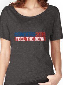 Bernie Sanders 2016 feel the bern Women's Relaxed Fit T-Shirt