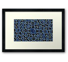 Sounding Off Framed Print