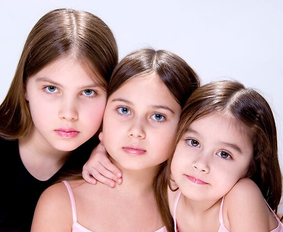 Three Sisters by Christine Wilson