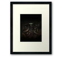World War Cthulhu Framed Print