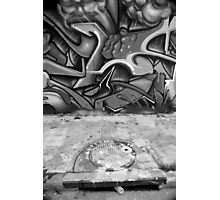 Back Alley Views Photographic Print