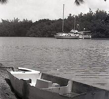 Boats at Rest by AnalogSoulPhoto