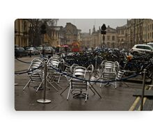 Broad Street, Oxford Canvas Print