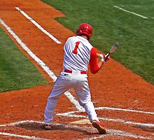 #1 at Bat - OSU Baseball Game by Tyler Stierhoff